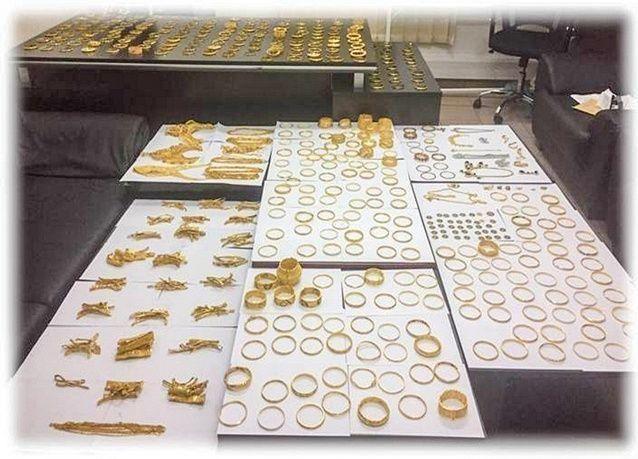 شرطة دبي تقبض على عصابة سرقت مجوهرات تقدر بمليوني درهم في غضون 31 ثانية فقط