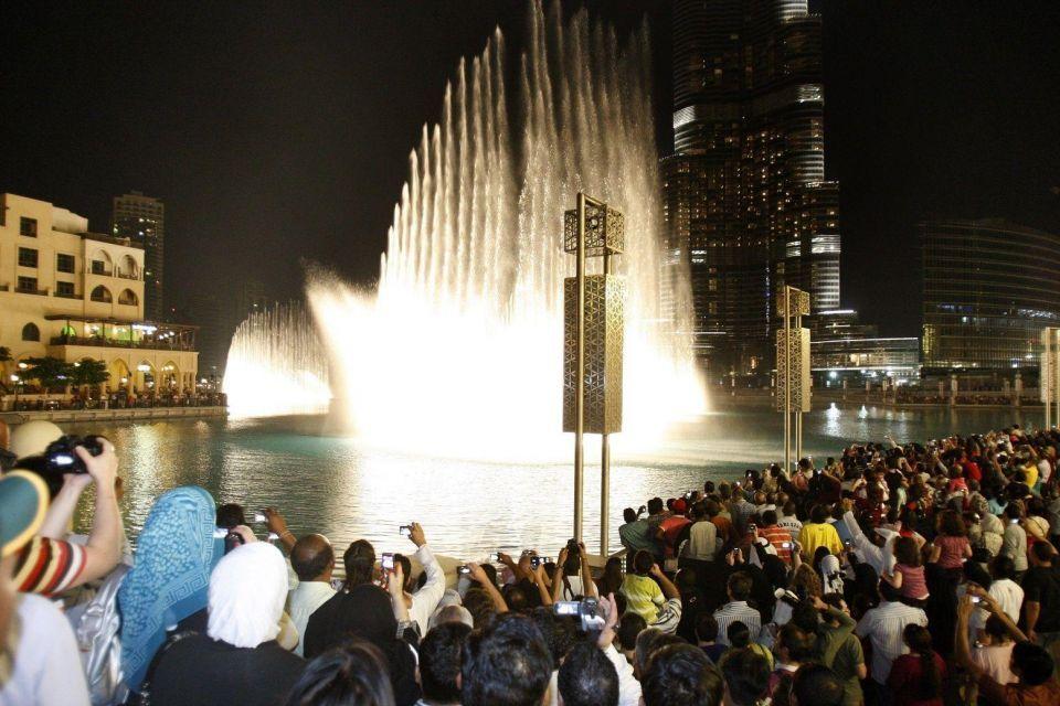 ارتفاع أعداد زوّار دبي في يناير وفبراير 12%