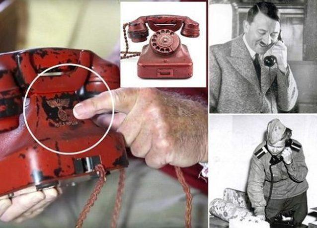 240 ألف دولار سعر بيع هاتف محفور عليه اسم هتلر