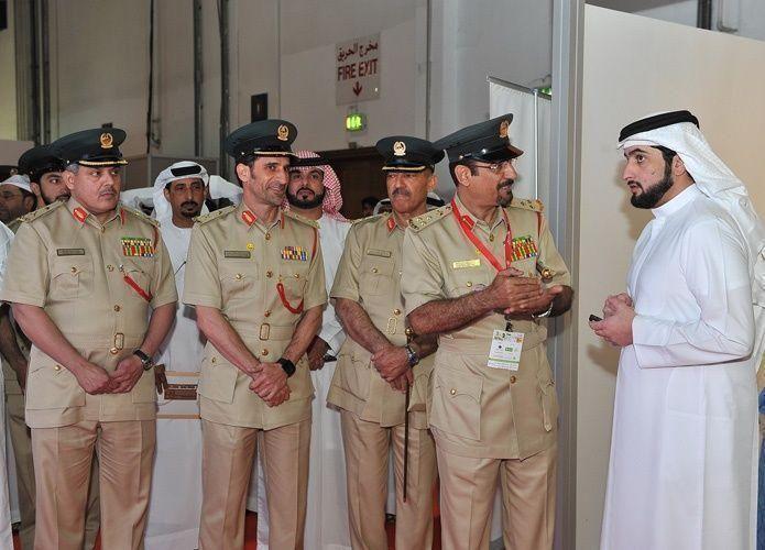 """تدشين منصة """"الاختيار والتوظيف الذكي"""" في شرطة دبي.. و146 وظيفة لأبناء الشهداء"""