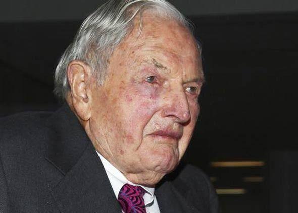 وفاة ديفيد روكفلر أسخى ملياردير أمريكي عن 101 عاماً