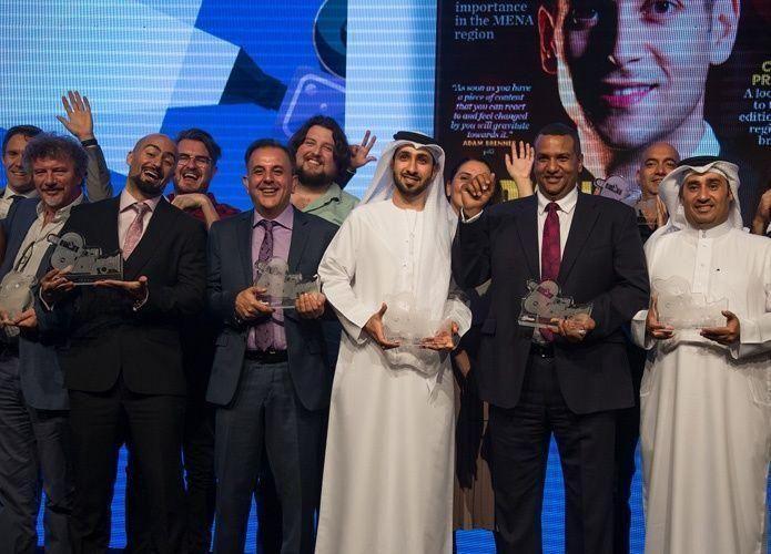 3 جوائز رئيسية من ديجيتال أستوديو في كابسات دبي لأبوظبي للإعلام