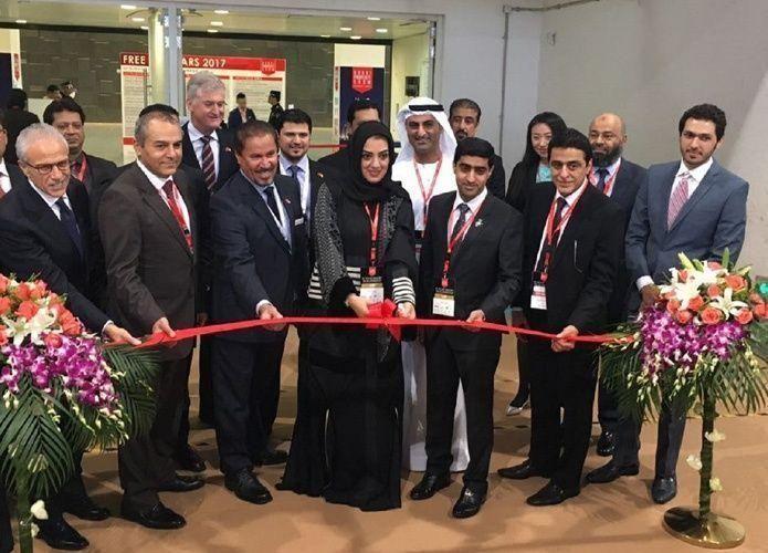 معرض دبي للعقارات يفتح أبوابه في شنغهاي