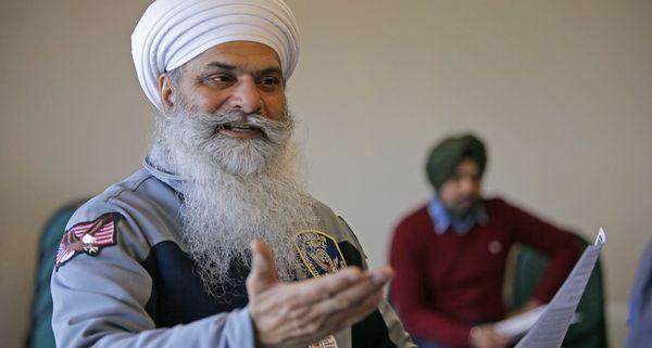 إطلاق النار على رجل من السيخ في واشنطن ظنا أنه مسلم