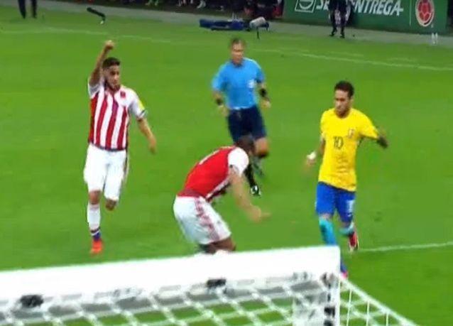 نيمار يقود البرازيل لضمان التأهل لكأس العالم