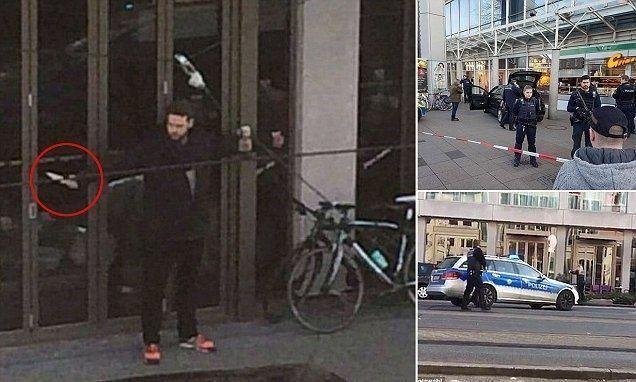 أول صورة للرجل الذي دهس حشدا في بلدة ألمانية وقتل شخص