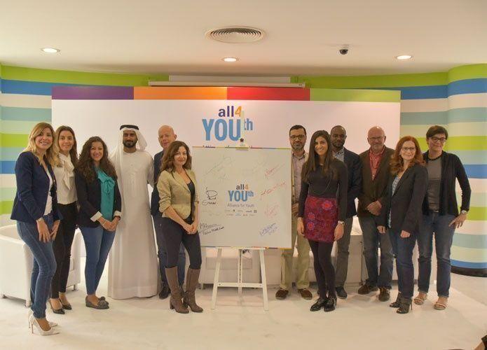 رعاية الشباب الإماراتية تسعى لمواجهة البطالة بالشرق الأوسط