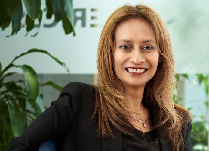 إريكسون تعين رافية إبراهيم رئيساً للشركة في المنطقة العربية