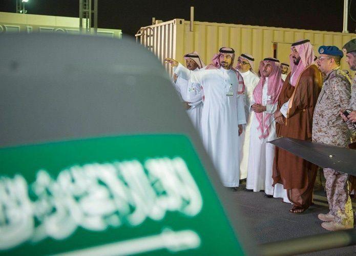 السعودية تمنح ترخيصاً لشركة صينية لبناء أول مصنع للطائرات دون طيار بالمنطقة