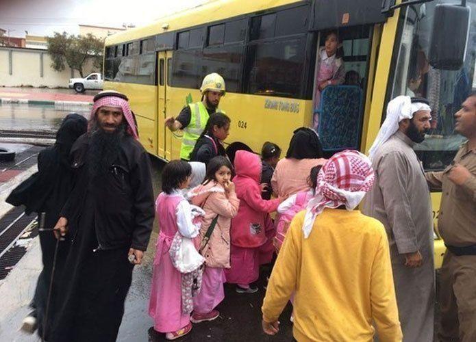 السعودية: تعليق الدراسة في مدارس عسير الأربعاء