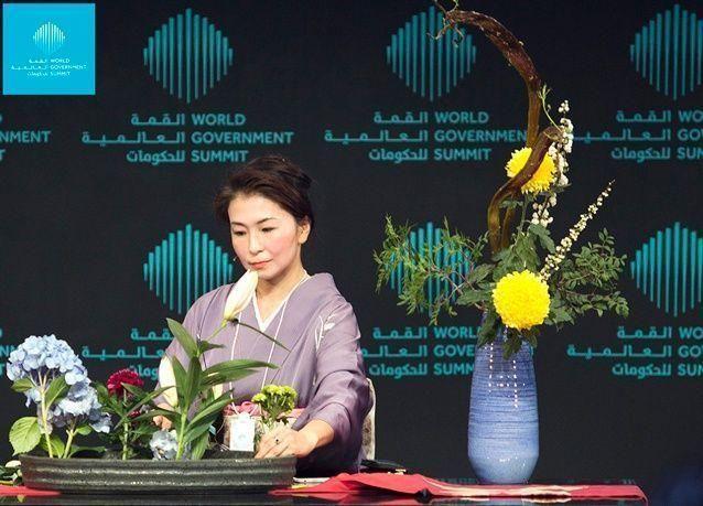 الأوريغامي والإيكيبانا فنون يابانية تقليدية تحط رحالها في الإمارات