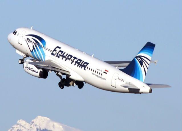 هبوط طائرة مصرية اضطراريا في أوزبكستان بسبب بلاغ بوجود قنبلة