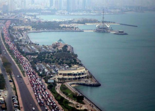 استئناف صادرات النفط الكويتية بعد تحسن الأحوال الجوية