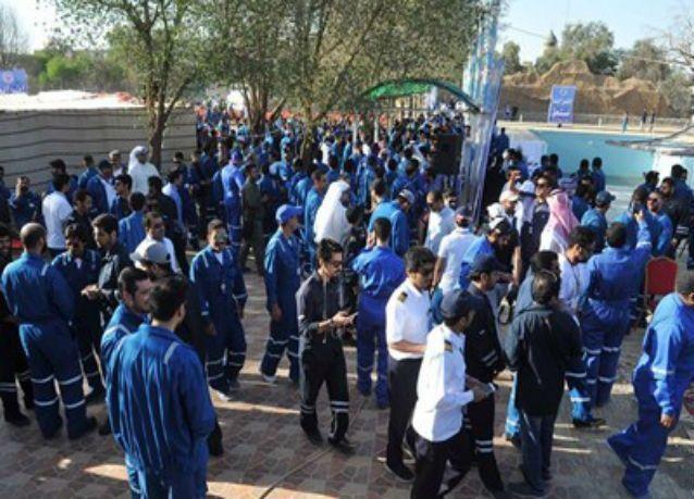 البترول الكويتية تنجح في تشغيل جميع منشآتها
