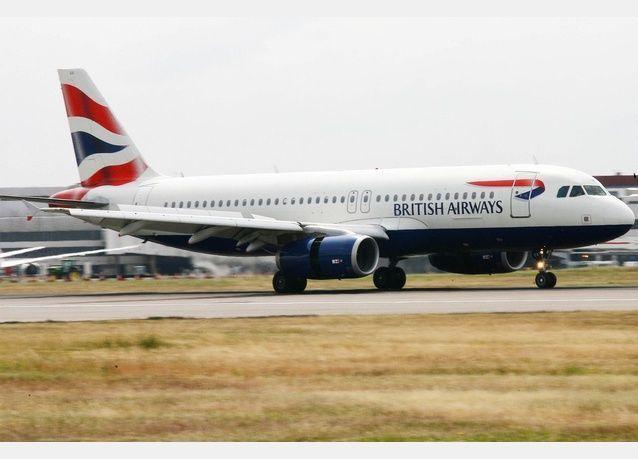 اول حادثة اصطدام بين طائرة ركاب وطائرة مسيرة عن بعد