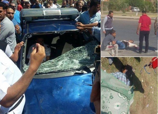 شرطي في مصر يقتل رجلا ويصيب آخر بسبب كوب شاي في أحدث واقعة على وحشية الشرطة المصرية