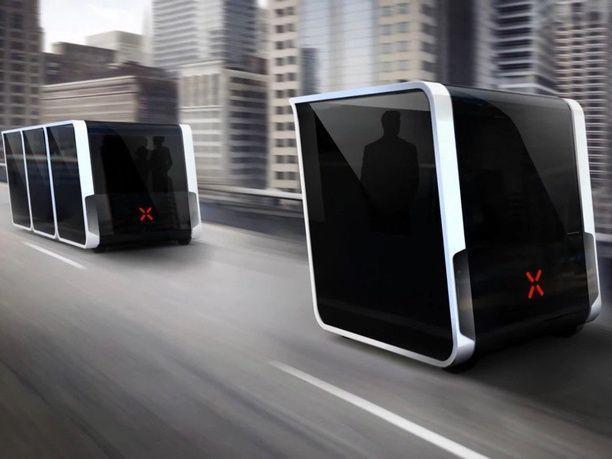 محمد بن راشد: 25% من رحلات التنقل في دبي ستكون ذكية وبدون سائق