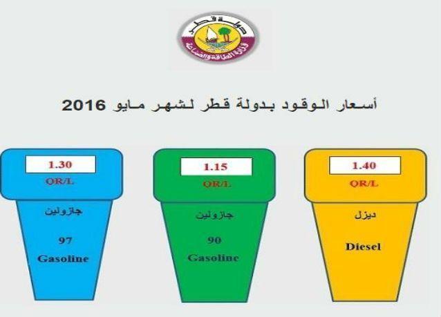 قطر : انخفاض سعر الديزل 7% وتثبيت البنزين في أول تسعيرة للوقود