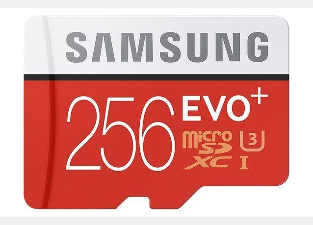 بـ 256 غيغابايت، «سامسونج» تبتكر أكبر بطاقة ذاكرة بالعالم