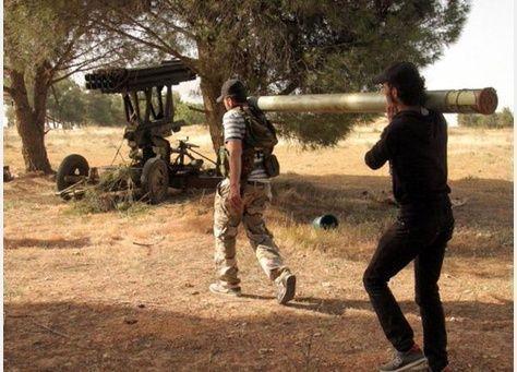 جبهة النصرة تستولي على قرية الزارة السورية وتختطف مدنيين