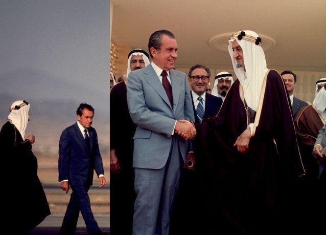 بلومبرغ :الحجم الحقيقي للاستثمارات السعودية في الولايات المتحدة