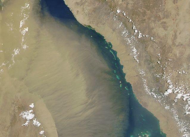 تحذير من عواصف رملية في دول عربية