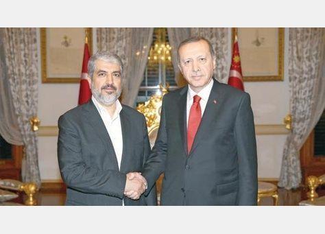 تركيا تتخلّى عن حماس وغزة بموجب بنود اتفاق اسرائيلي