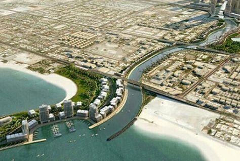 طرق دبي تفتتح  جسر جميرا الشهر الجاري