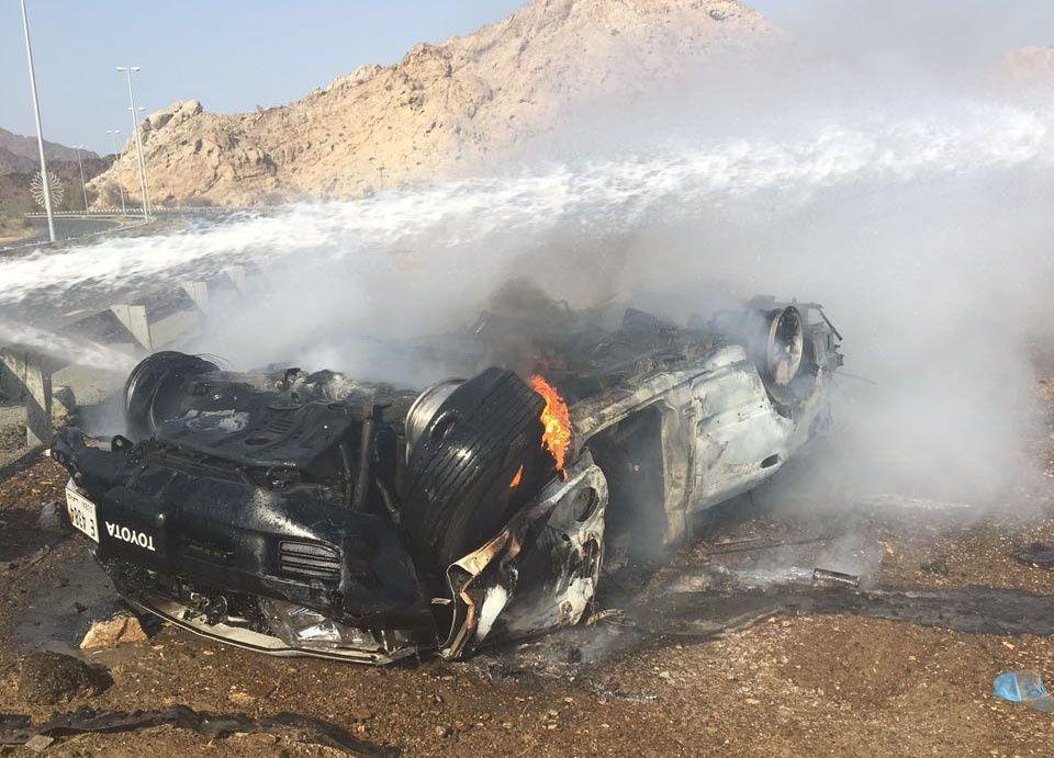 762 حادثا مروريا في إمارة دبي خلال 24 ساعة