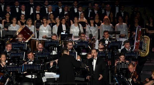 مهرجان قرطاج يفتتح دورته 52 بعرض أوكراني بمشاركة لطفي بوشناق