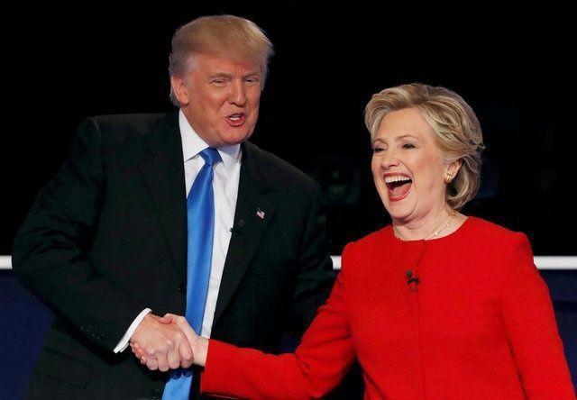 الأمريكيون يختارون رئيسهم الـ 45 اليوم  كلينتون أم ترامب؟
