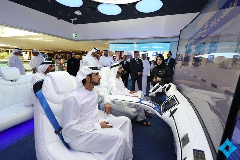 حمدان بن محمد: محمد بن راشد يوجه الدوائر الحكومية بالانضمام لمسرعات دبي المستقبل