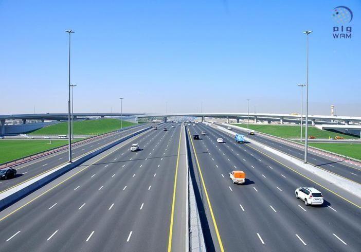 """""""الطرق الإتحادية"""" تحصد للإمارات المركز الأول عالميا في مؤشر جودة الطرق"""
