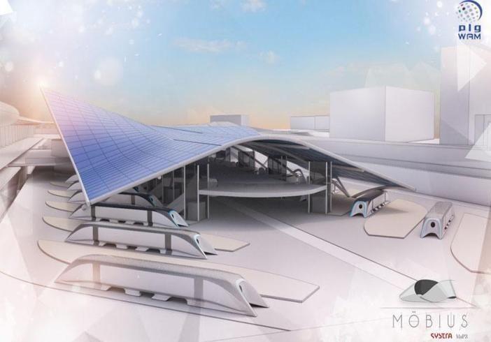 """""""دبي المستقبل"""" تعلن عن الفائز بالمركز الأول في تحدي دبي العالمي لـ""""الهايبرلوب"""""""
