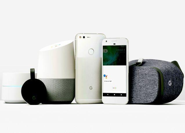 بالصور: شاهد كيف تلقن غوغل شركات تصنيع الجوال درسا قويا عبر هاتف بكسل
