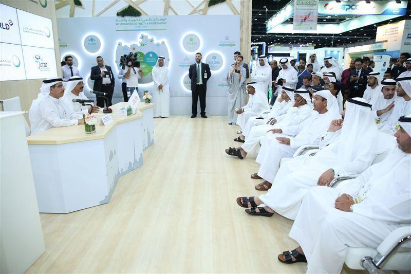"""إطلاق أكبر مشروع للألواح الشمسية في الشرق الأوسط ضمن مبادرة """"شمس دبي"""""""