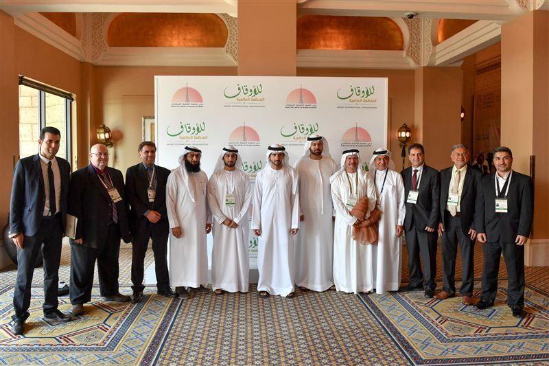 """تقرير: """"المنظمة العالمية للأوقاف"""" استكمال لرؤية محمد بن راشد لعولمة الاقتصاد الإسلامي"""