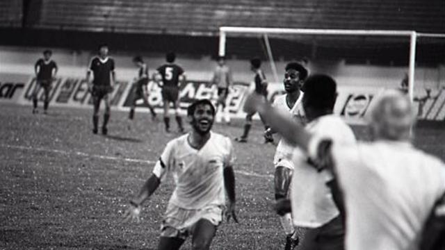 """""""أنوار روما"""" معجزة المنتخب الإماراتي لكرة القدم إلى كأس العالم بعرض أول في نيويورك"""