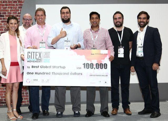 شركة من دبي وأخرى من السعودية تفوزان في منافسات الشركات الناشئة في جيتكس