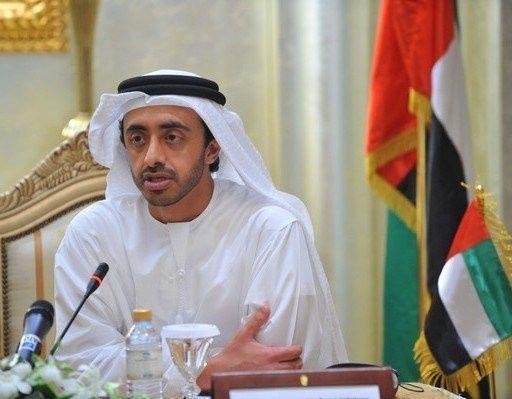 عبدالله بن زايد يصدر قراراً بشأن نظام جوازات السفر الدبلوماسية والخاصة
