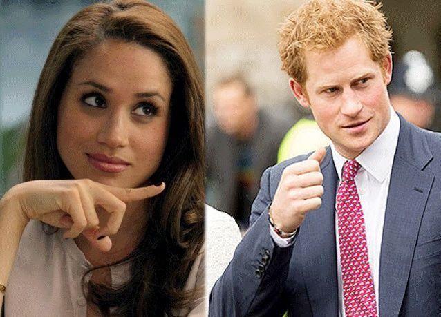 صداقة شابة أمريكية مع الأمير هاري تذكر البريطانيين بالملك إدوارد الثامن