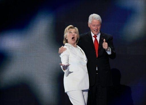 ماذا سيكون لقب بيل كلينتون في حال فوز زوجته بالرئاسة؟