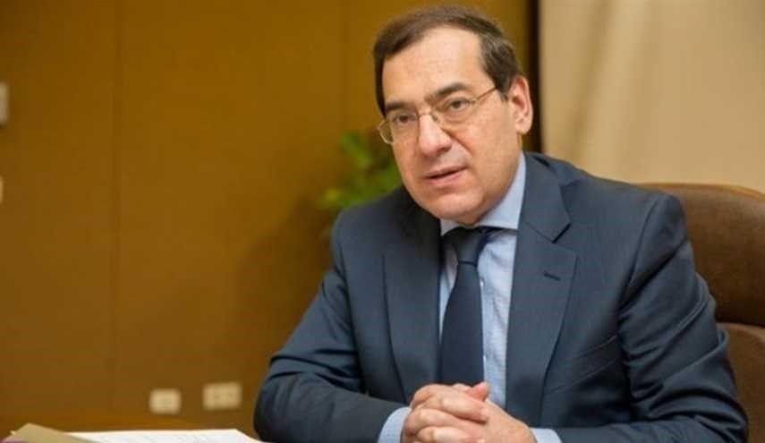 وزير البترول المصري يقوم بزيارة نادرة إلى إيران