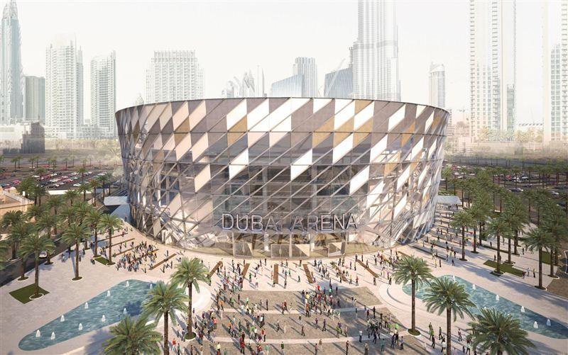 """مراس تعلن عن """"دبي أرينا"""" أكبر وجهة سياحية للفعاليات العالمية في المنطقة"""