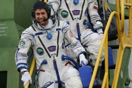 رائد أميركي يدلي بصوته في الانتخابات الرئاسية من الفضاء