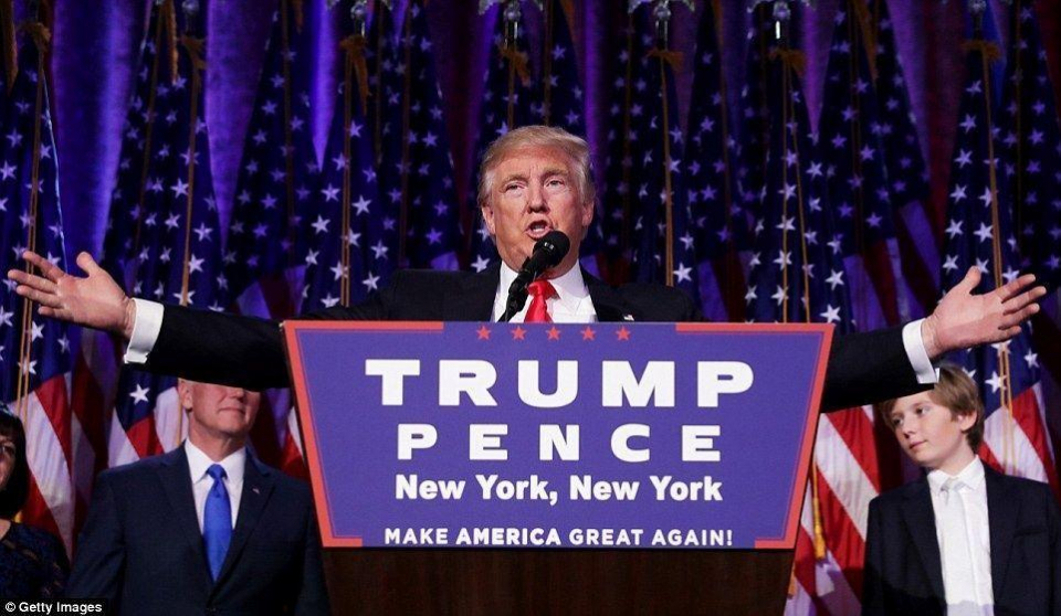 قادة دول الخليج يهنئون ترامب بفوزه برئاسة أمريكا