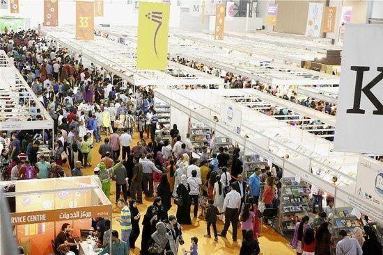 معرض الشارقة للكتاب يجذب أكثر من مليوني زائر ويحقق مبيعات بـ 176 مليون درهم