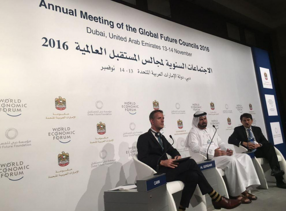 الإمارات تنشئ أول مجلس للثورة الصناعية الرابعة على مستوى العالم