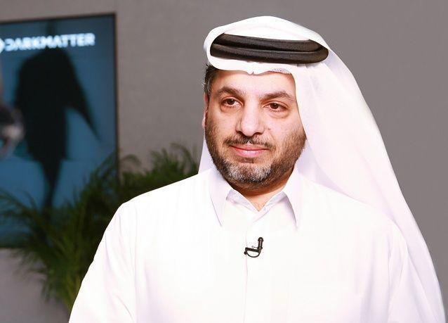فيصل البنّاي المؤسس والرئيس التنفيذي لشركة دارك ماتر يعرض حصيلة عام من الإنجازات