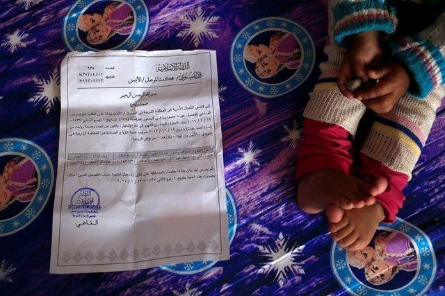 أطفال الخلافة في العراق يواجهون مستقبلا بلا جنسية